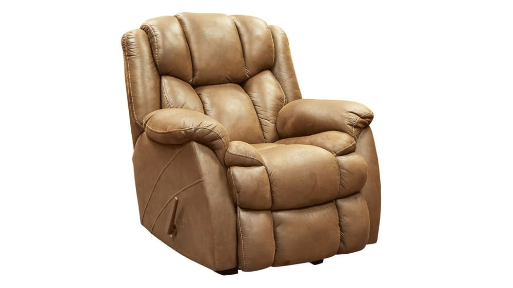 Roadrunner Butte Chocolate Rocker Recliner, , hi-res