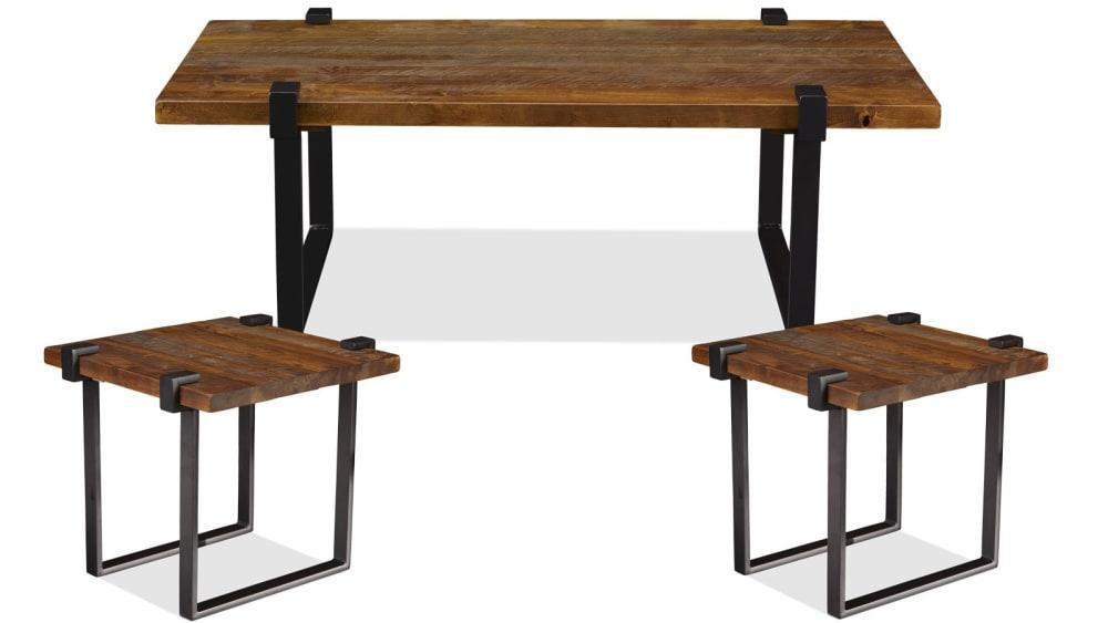 Santa Fe Coffee & 2 End Tables, , hi-res
