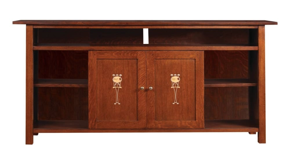 Stickley Harvey Ellis Entertainment Console, , hi-res