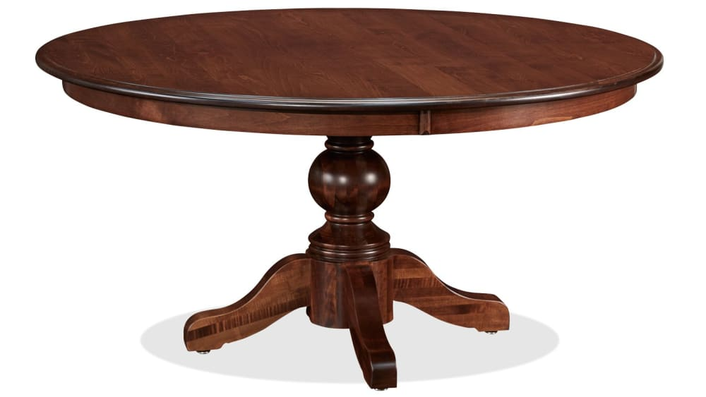 Baytown Asbury Maple 60 Round Dining Table