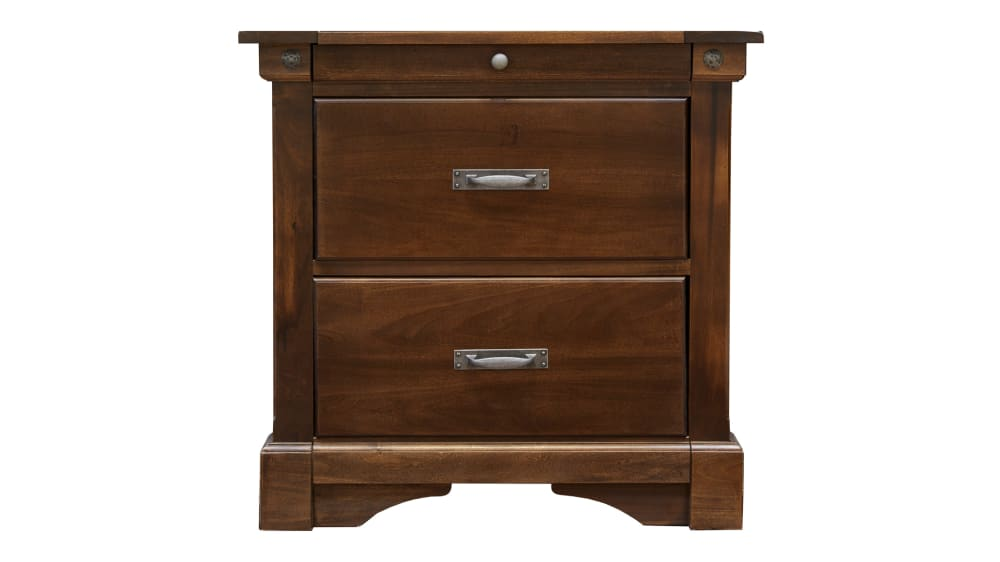 Montana 3-Drawer Nightstand, , hi-res