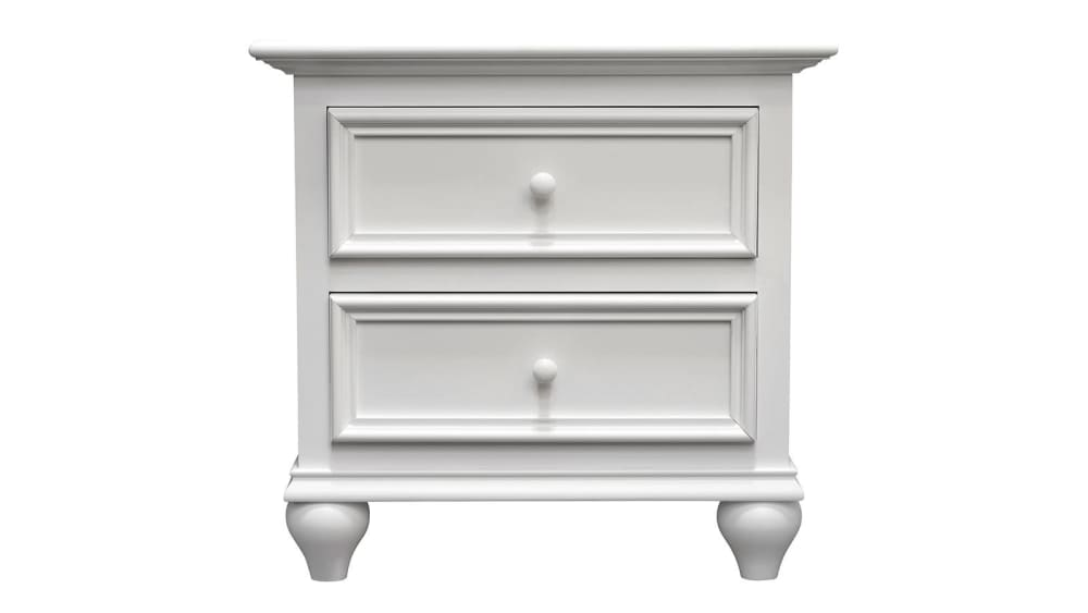 Hedwigs Hill Solid Maple White Nightstand, , hi-res