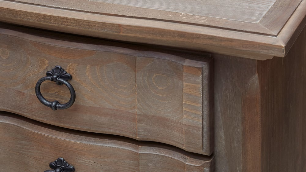 Rustic Hill 5-Drawer Chest, , hi-res