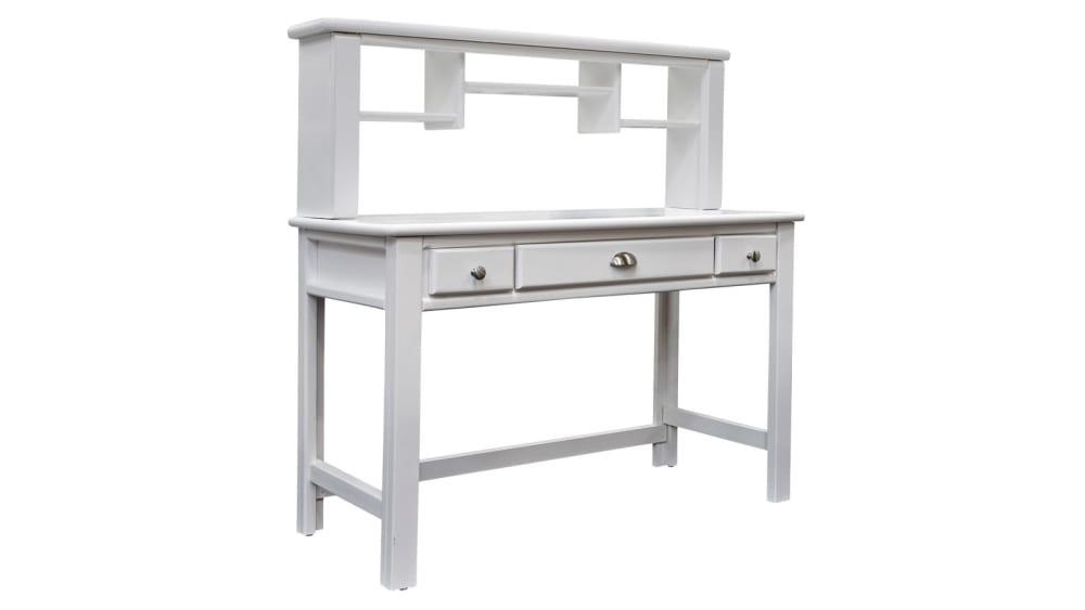 Turkey Creek White Desk, , hi-res