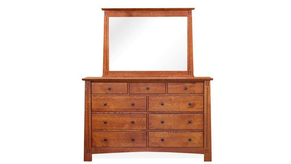Barnhart Dresser and Mirror, , hi-res
