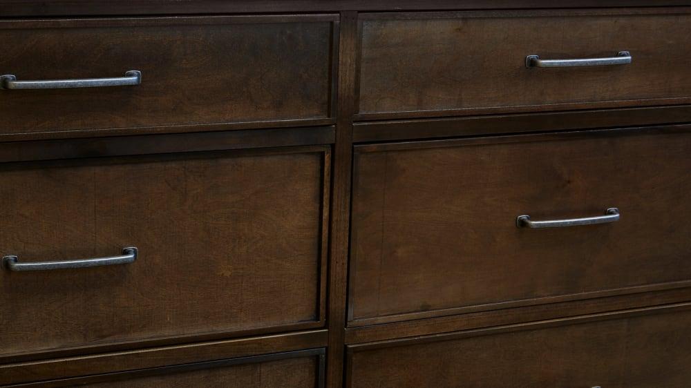 Houstonian Dresser and Mirror, , hi-res