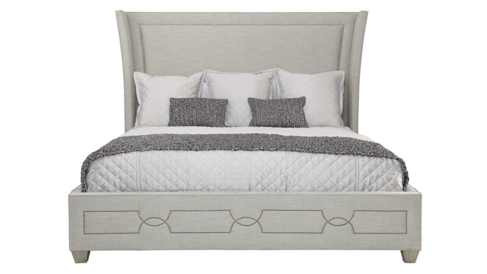 Criteria Upholstered King Bed, , hi-res