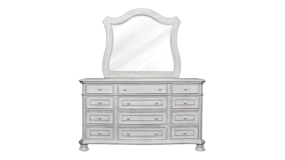 Imported Barton Creek Dresser and Mirror, , hi-res