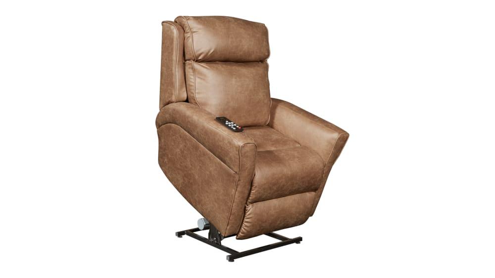 Vintage Layflat Power Lift Chair, , hi-res
