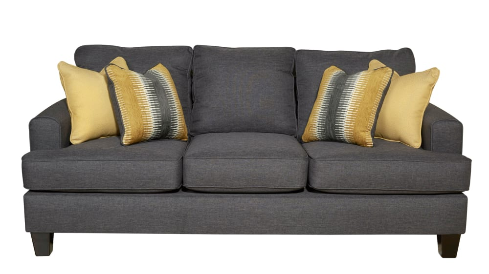Maxwell Citrine Queen Sleeper Sofa, , hi-res