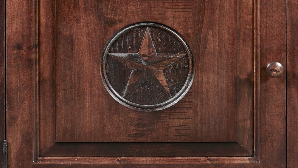 Texas Star TV Stand, , hi-res