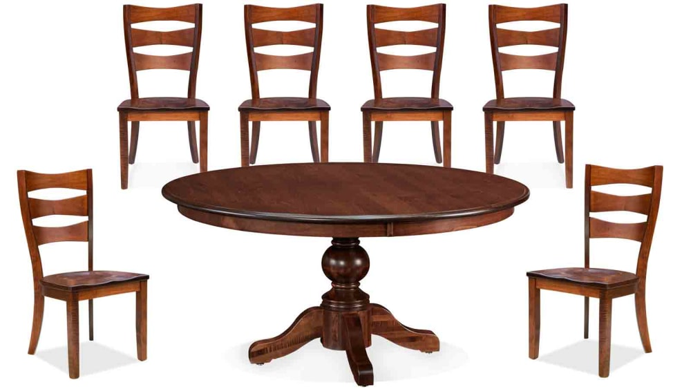 "Baytown 60"" Table with Angleton Six-Chair Dining Set, , small"
