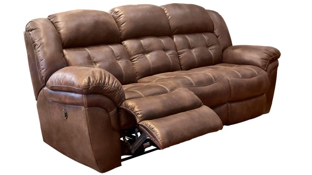 Marcelina Espresso Power Reclining Sofa, , hi-res