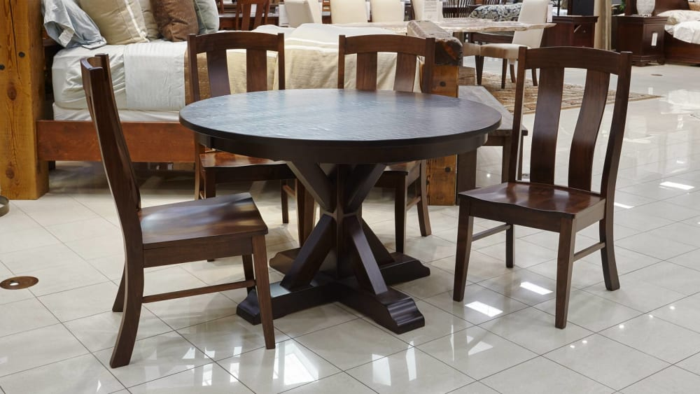 """Henderson 48"""" Round Table with Albany Side Chairs, , small"""