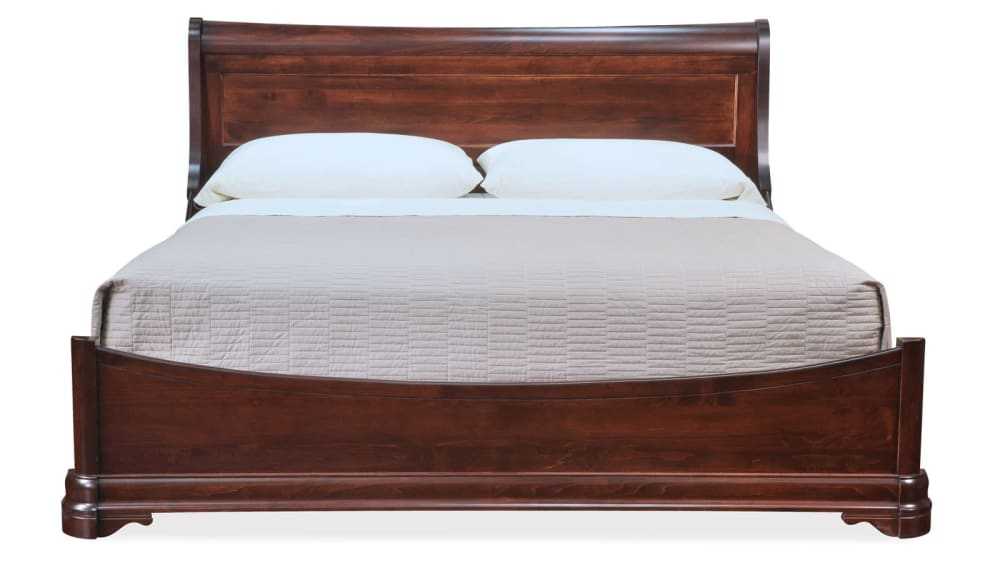 Paris Queen Sleigh Bed, , hi-res