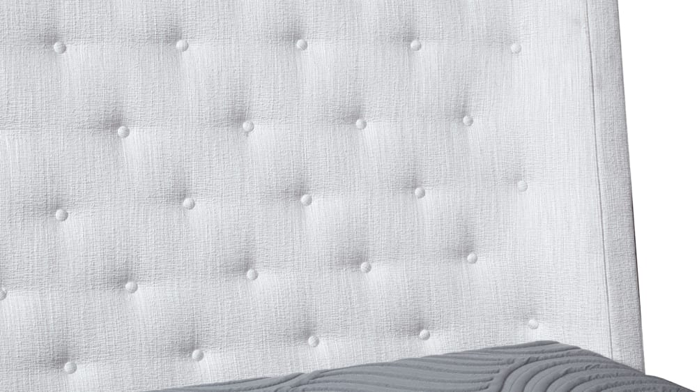 Maxime King Tufted Bed, , hi-res