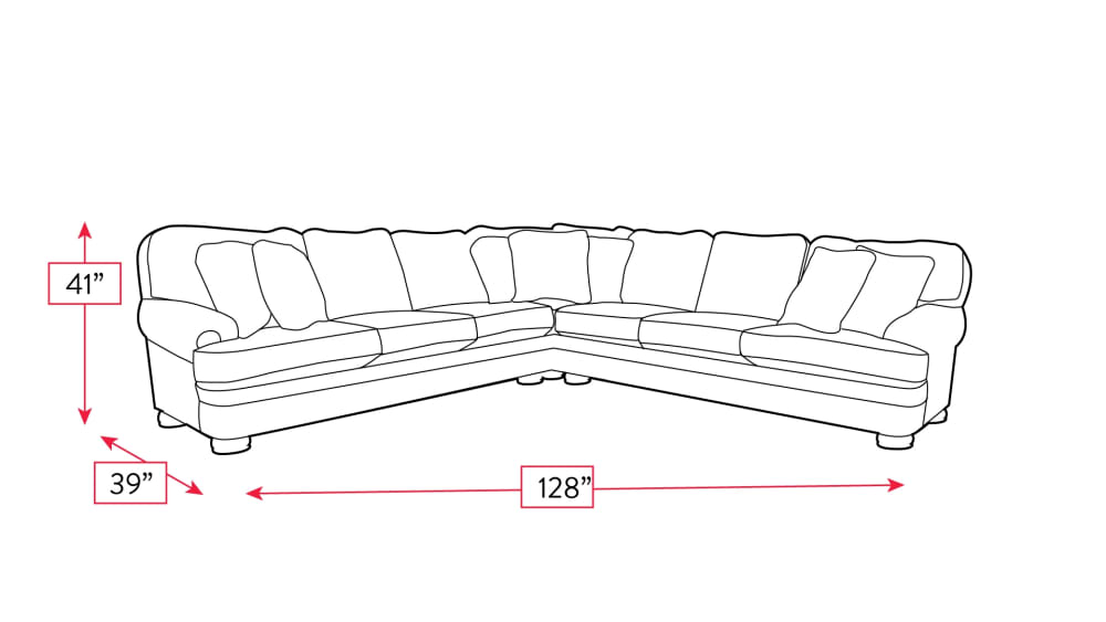 Palance Steel Sectional Frame Drawing