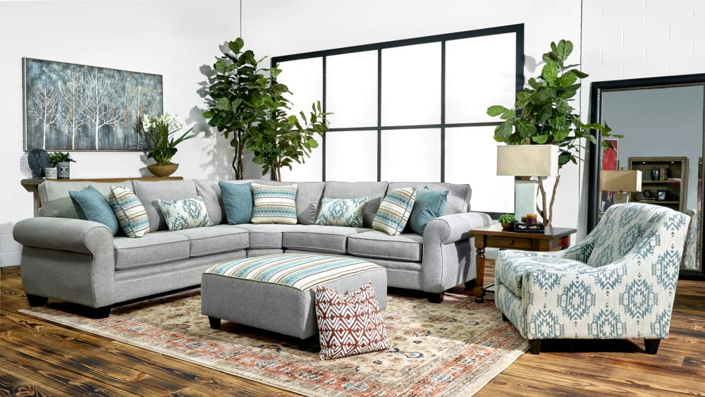 The Woodlands Sectional, , hi-res