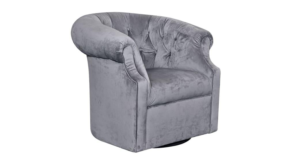 Quartz Ash Swivel Chair