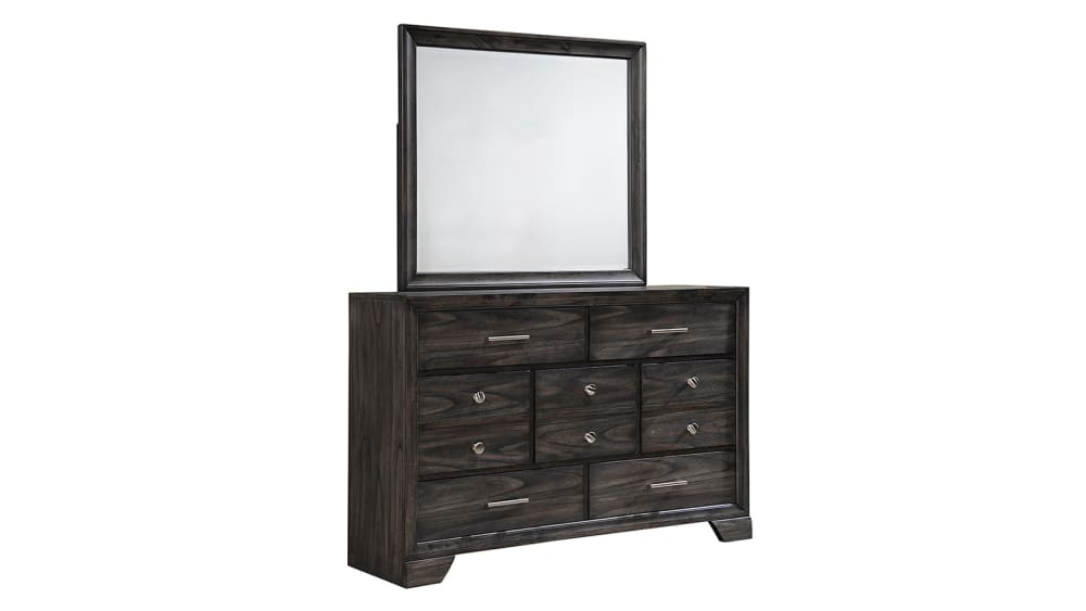 Import Jaymes Dresser and Mirror
