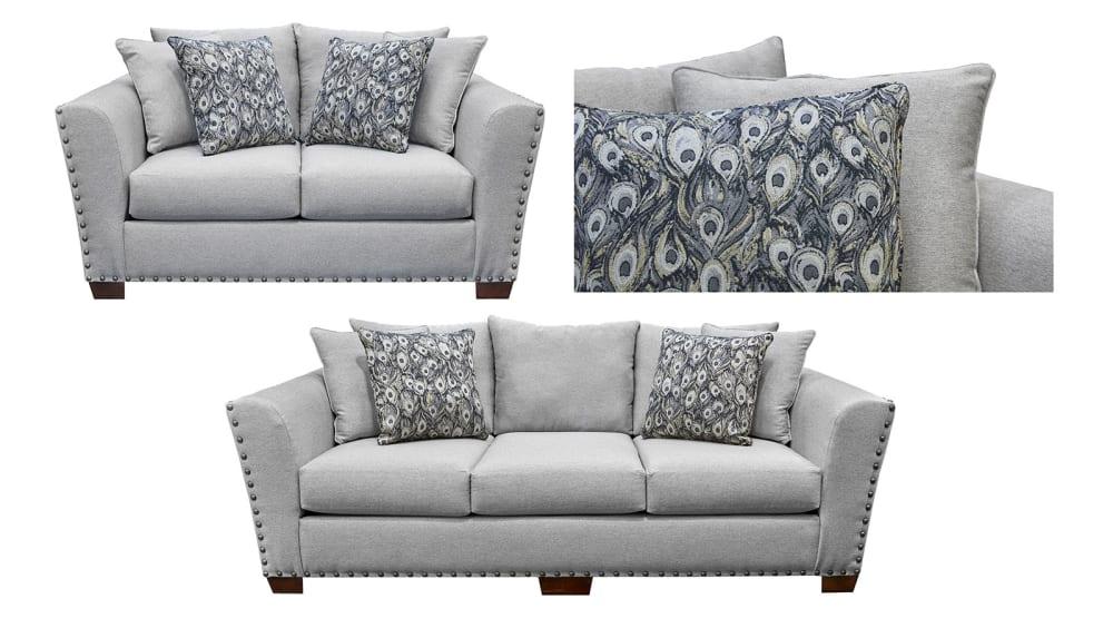 Copenhagen Madison 2pc Living Room set
