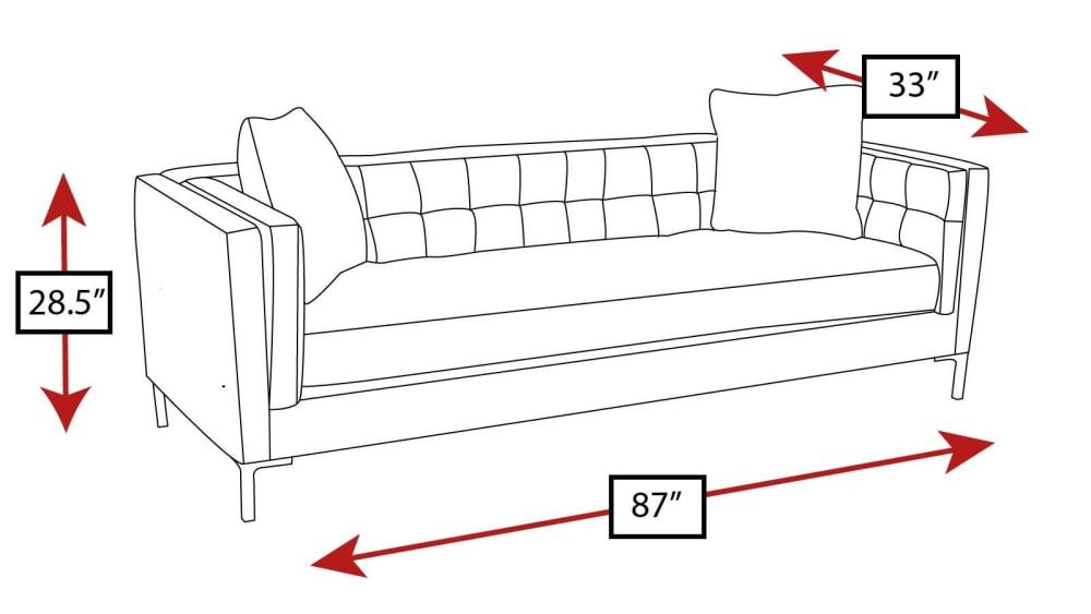 Covington Sofa, , hi-res