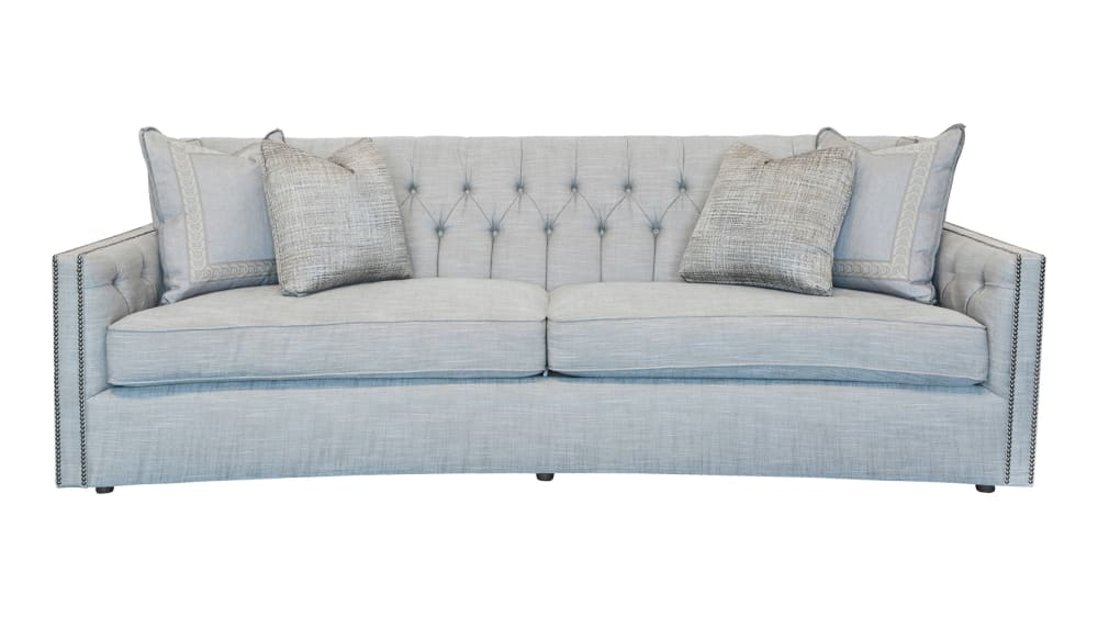 Candace Mint Sofa, , hi-res