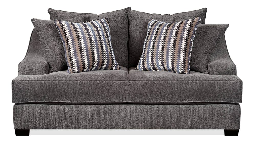 Kyle Charcoal Loveseat, , hi-res