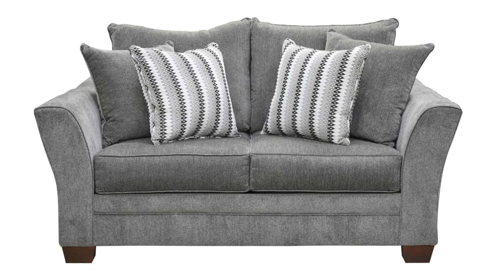 Milky Way Charcoal Loveseat, , hi-res