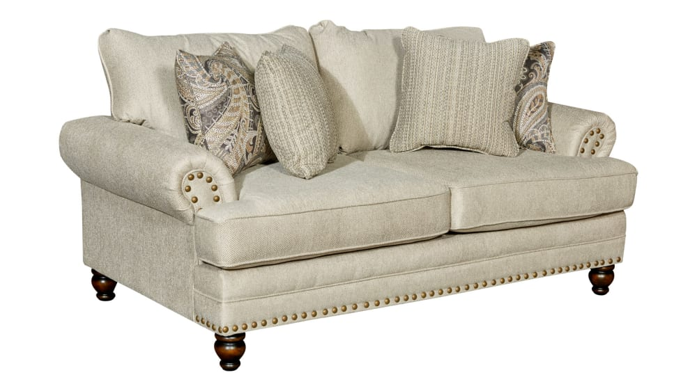 Silver City Loveseat