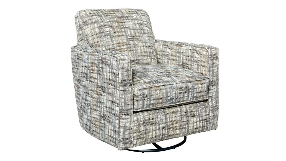 Denton Swivel Glider Chair, , hi-res
