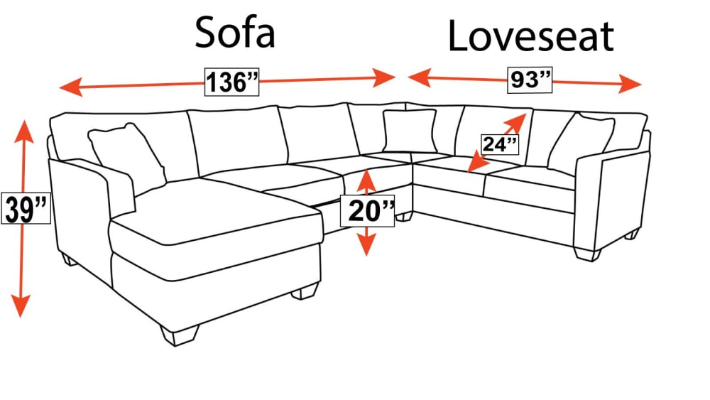 New Berlin LAF Sectional