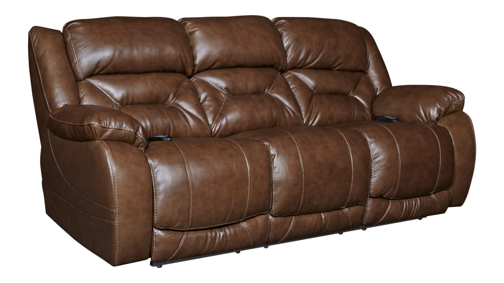 Enterprise Saddle Power Sofa, , hi-res