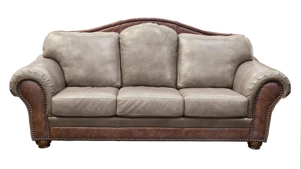 High Plains Chaparral Leather Sofa, , hi-res