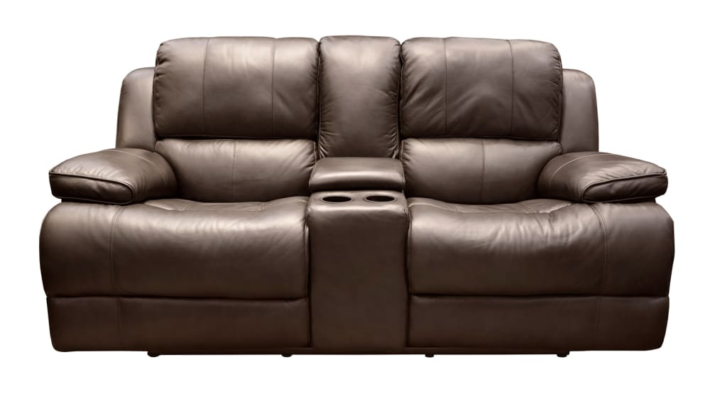 Citation Loveseat with Console