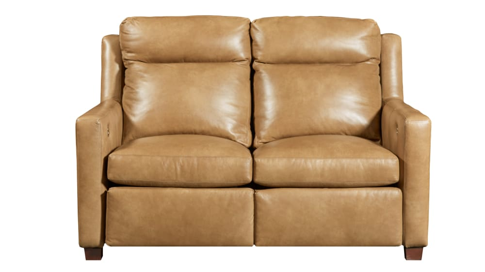 Applause Power Motion Leather Loveseat, , hi-res