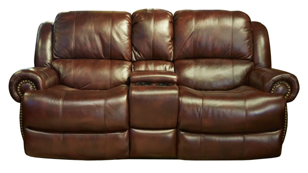 Holman Power Reclining Loveseat with Console, , hi-res