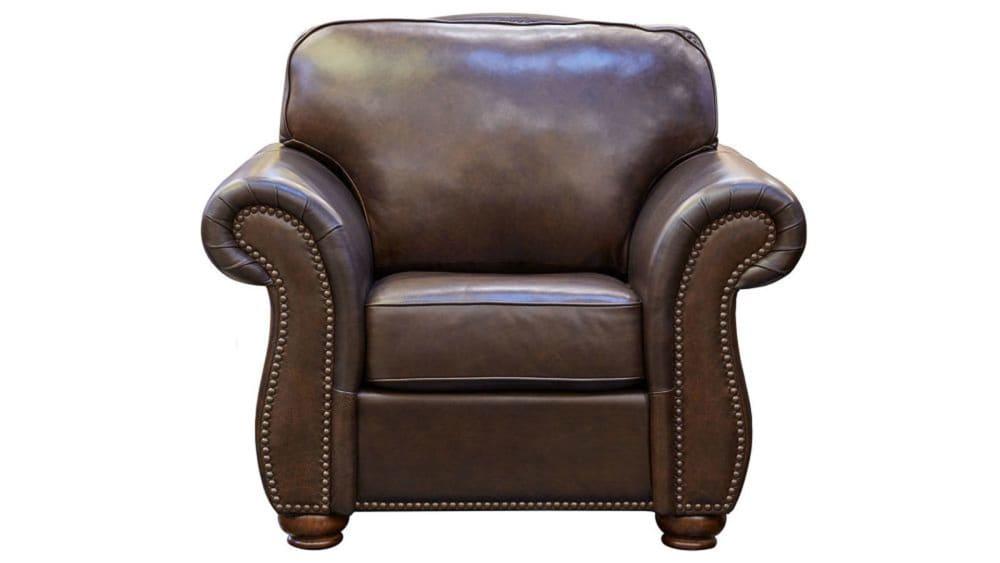 Silverado Leather Chair, , hi-res