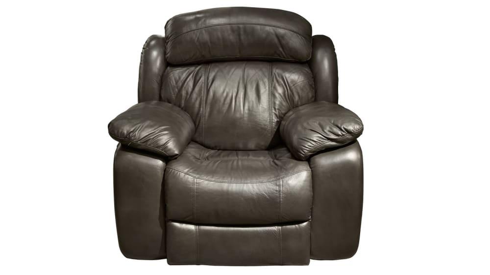 Astounding Bernardo Leather Match Power Glider Recliner Alphanode Cool Chair Designs And Ideas Alphanodeonline