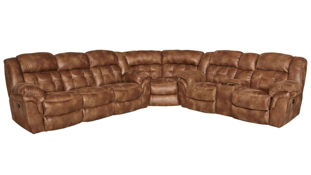 Marcelina Power Reclining Sectional, , hi-res