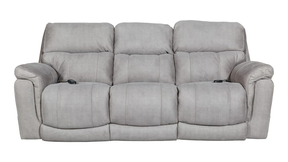 Tuscon Dove Power Motion Sofa