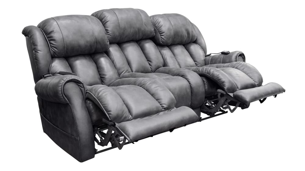 Ocean Slate #14 Power Headrest Sofa, , hi-res