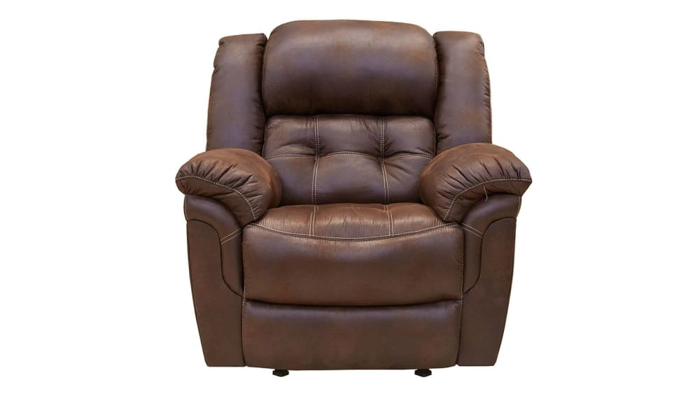 Marcelina Espresso Powered Rocker Recliner