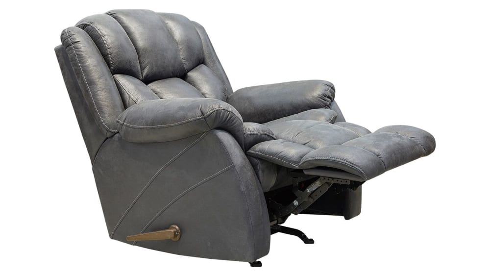Road Runner Butte Grey Recliner, , hi-res