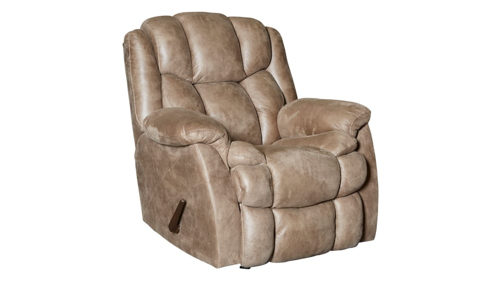 Roadrunner Butte Stone Rocker Recliner