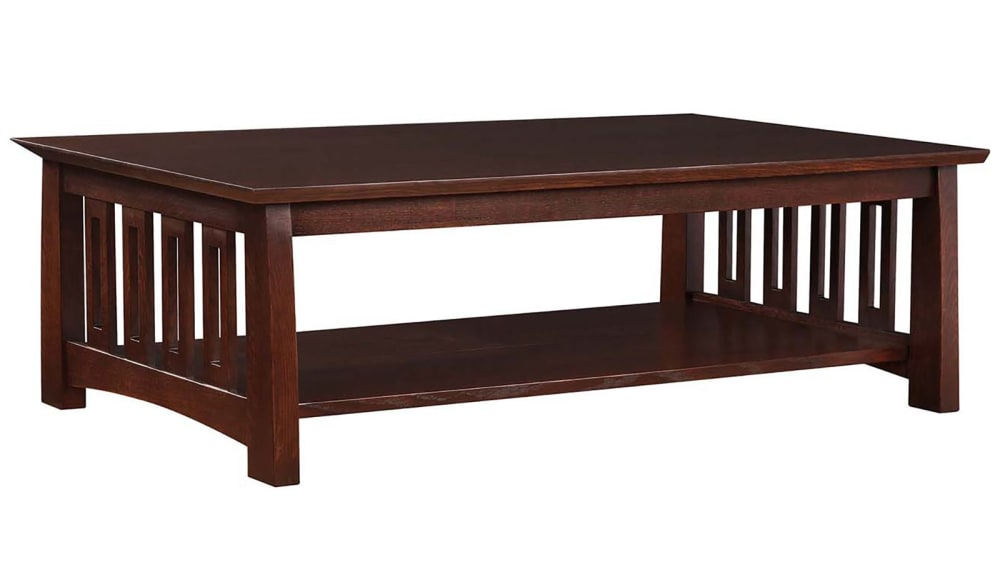 Stickley Highlands Cocktail Table