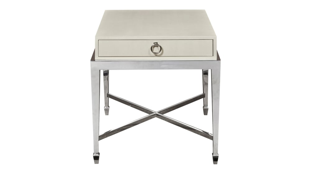 Criteria Rectangle End Table, , hi-res