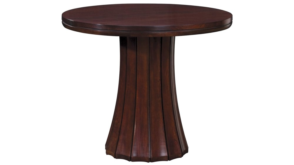 Stickley Ridgefield Round Lamp Table, , hi-res