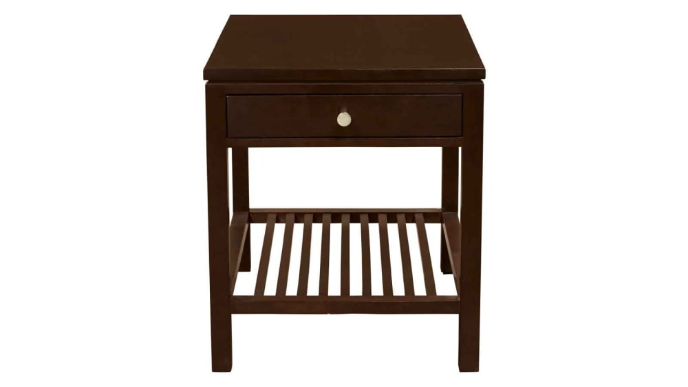 Stickley Metropolitan Mocha End Table