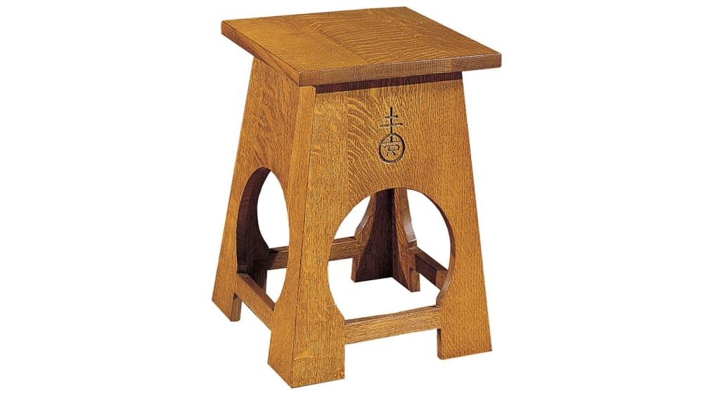 Stickley Roycroft Tabouret Table
